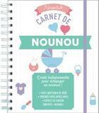 Couverture du livre « Carnet de nounou memoniak » de  aux éditions Editions 365