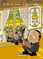 Couverture du livre « L'actu en patates t.3 ; tout est sous contrôle » de Martin Vidberg aux éditions Delcourt
