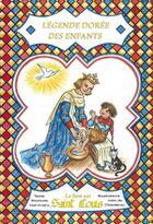 Couverture du livre « Le bon roi Saint Louis » de Mauricette Vial-Andru aux éditions Saint Jude
