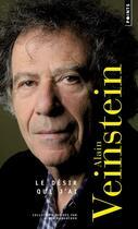 Couverture du livre « Le désir que j'ai » de Alain Veinstein aux éditions Points