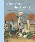 Couverture du livre « Vite, vite, chère Marie ! » de Erik Blegvad et N.M. Bodecker aux éditions Autrement