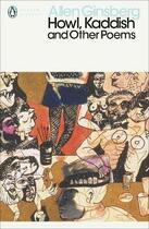 Couverture du livre « HOWL, KADDISH AND OTHER POEMS » de Allen Ginsberg aux éditions Penguin Books Uk