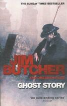 Couverture du livre « GHOST STORY - THE DRESDEN FILES: BOOK 13 » de Jim Butcher aux éditions Orbit