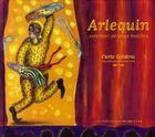 Couverture du livre « Arlequin serviteur de deux maitres » de Carlo Goldoni aux éditions Gallimard-jeunesse