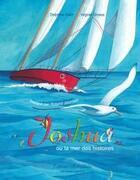 Couverture du livre « Joshua ou la mer des histoires » de Virginie Grosos et Delphine Ratel aux éditions Millefeuille