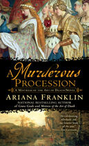 Couverture du livre « A Murderous Procession » de Ariana Franklin aux éditions Penguin Group Us