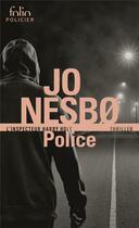 Couverture du livre « Police » de Jo NesbO aux éditions Gallimard