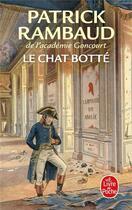 Couverture du livre « Le chat botté » de Patrick Rambaud aux éditions Lgf