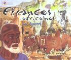 Couverture du livre « Errances africaines » de Daniel Beguermont aux éditions La Boussole