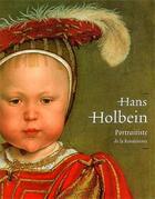 Couverture du livre « Hans holbein » de Buck Stephanie aux éditions Waanders