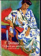 Couverture du livre « Derain ; un fauve pas ordinaire » de Patrice Bachelard aux éditions Gallimard