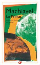 Couverture du livre « Le prince » de Nicolas Machiavel aux éditions Flammarion