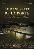Couverture du livre « Manuscrit de la porte (le) » de Marc Bouiron aux éditions Memoires Millenaires