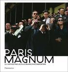 Couverture du livre « Paris Magnum » de Eric Hazan aux éditions Flammarion