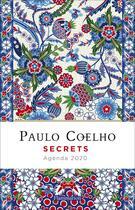 Couverture du livre « Agenda coelho 2020 ; secrets (édition 2020) » de Paulo Coelho aux éditions Flammarion