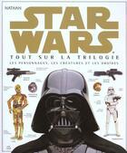 Couverture du livre « STAR WARS » de David West Reynolds aux éditions Nathan