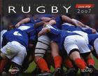 Couverture du livre « Agenda livre d'or rugby 2007 » de Bertrand Bourgeault aux éditions Solar