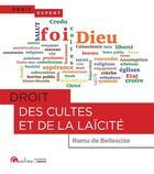 Couverture du livre « Droit des cultes et de la laïcité » de Ramu De Bellescize aux éditions Gualino