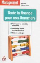 Couverture du livre « Toute la finance pour non-financiers » de Jean Darsa et Stephanie Zeitoun aux éditions Esf
