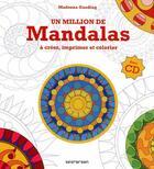 Couverture du livre « Un million de mandalas à créer, imprimer et colorier » de Madonna Gauding aux éditions Taschen