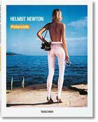 Couverture du livre « Polaroids » de Helmut Newton aux éditions Taschen