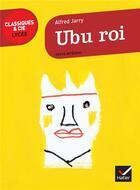Couverture du livre « Ubu roi » de Alfred Jarry aux éditions Hatier