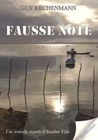 Couverture du livre « Fausse Note » de Guy Rechenmann aux éditions Vents Sales