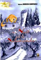 Couverture du livre « La nuit de la Salamandre » de Valeria Jourcin-Campanile aux éditions Terriciae