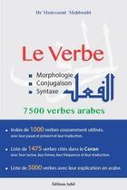 Couverture du livre « Le verbe » de Mahboubi Moussaoui aux éditions Sabil