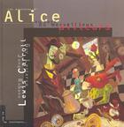 Couverture du livre « Les aventures d'Alice au pays du merveilleux ailleurs » de Lewis Carroll et Guy Leclercq et Jong Romano aux éditions Au Bord Des Continents
