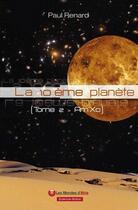 Couverture du livre « La 10ème planète t.2 ; Am'Xo » de Paul Renard aux éditions Atria