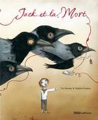 Couverture du livre « Jack et la mort » de Natalie Pudalov et Tim Bowley aux éditions Oqo