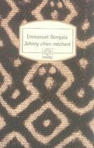 Couverture du livre « Johnny chien méchant » de Emmanuel Dongala aux éditions Motifs