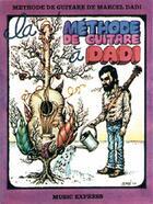 Couverture du livre « La méthode de guitare à Dadi » de Marcel (Author Dadi aux éditions Carisch Musicom
