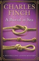 Couverture du livre « A Burial at Sea » de Finch Charles aux éditions Little Brown Book Group Digital