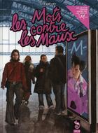 Couverture du livre « M, les mots contre les maux » de Gregdizer aux éditions Cameleon