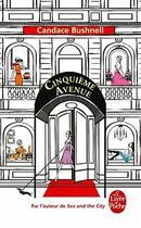 Couverture du livre « Cinquième avenue » de Candace Bushnell aux éditions Lgf