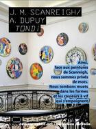 Couverture du livre « Tondi » de Jean-Marc Scanreigh et Armand Dupuy aux éditions Publie.net