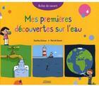 Couverture du livre « Mes premières découvertes sur l'eau » de Charline Zeitoun aux éditions Millepages