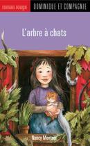 Couverture du livre « Arbre A Chats » de Nancy Montour aux éditions Heritage - Dominique Et Compagnie