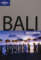 Couverture du livre « Bali (2e édition) » de Ryan Ver Berkmoes aux éditions Lonely Planet France