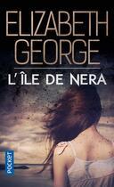 Couverture du livre « L'île de Nera » de Elizabeth George aux éditions Pocket