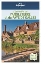 Couverture du livre « L'Angleterre et du Pays de Galles (3e édition) » de Collectif Lonely Planet aux éditions Lonely Planet France