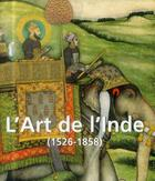 Couverture du livre « L'art de l'Inde » de J.P. Calosse aux éditions Parkstone International