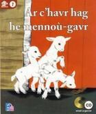 Couverture du livre « Ar c'havr hag he mennoù-gavr » de Tugdual Kalvez aux éditions Tes