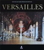 Couverture du livre « Versailles » de Jean-Marie Perouse De Montclos aux éditions Place Des Victoires