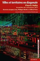 Couverture du livre « Villes et territoires en diagonale » de Ariella Masboungi aux éditions Parentheses