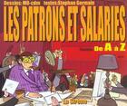 Couverture du livre « Patrons et salaries de a a z » de Germain et Mo aux éditions La Sirene