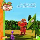 Couverture du livre « Le plus petit des dinosaures » de Vanessa Rubio aux éditions Gj Prod