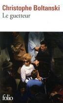 Couverture du livre « Le guetteur » de Christophe Boltanski aux éditions Gallimard
